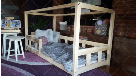 House bed BOX Kalia