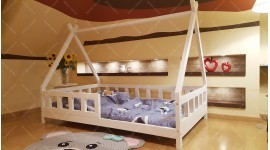House bed TIPI LILA Color