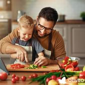 Get to know the stories of the Oliveo family. Join us :) Time for cooking together :) #montessori #montessoriathome #montessorihomeschool #montessorihome #interiordesigner #interiordesigner #designlife #interiordesignforkids #montessoribaby #montessoritoddler #montessoriplayroom #montessoriclassroom #montessorieducation #playroomorganization #playroomdecor #playroomideas #playroominspo #kidsroomdecor #kidsroominspo #auntlife #ilovedesign